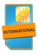 International Sim Icon